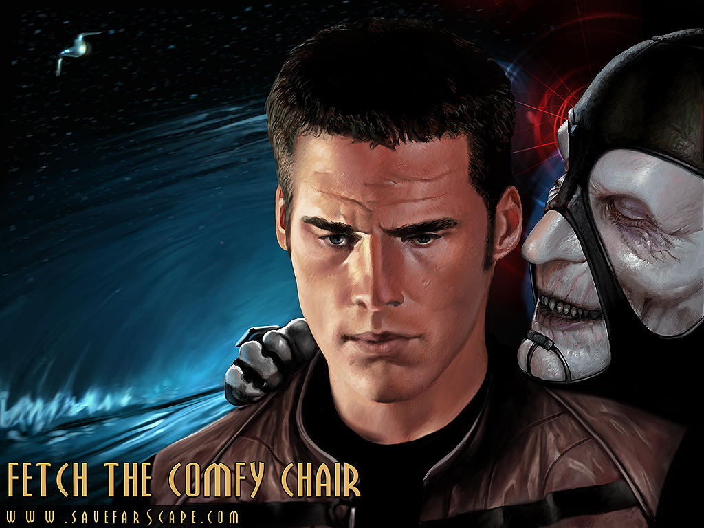Farscape - Crichton by herr-o