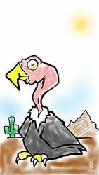 Sketch A Bird by DeadRabbit1978