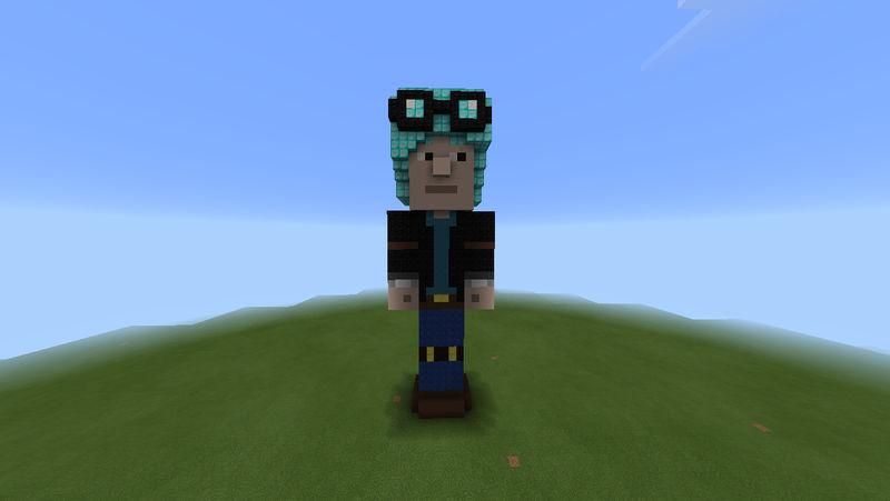 Free Dan Tdm Bun Minecraft – Sherlockholmes Quimper