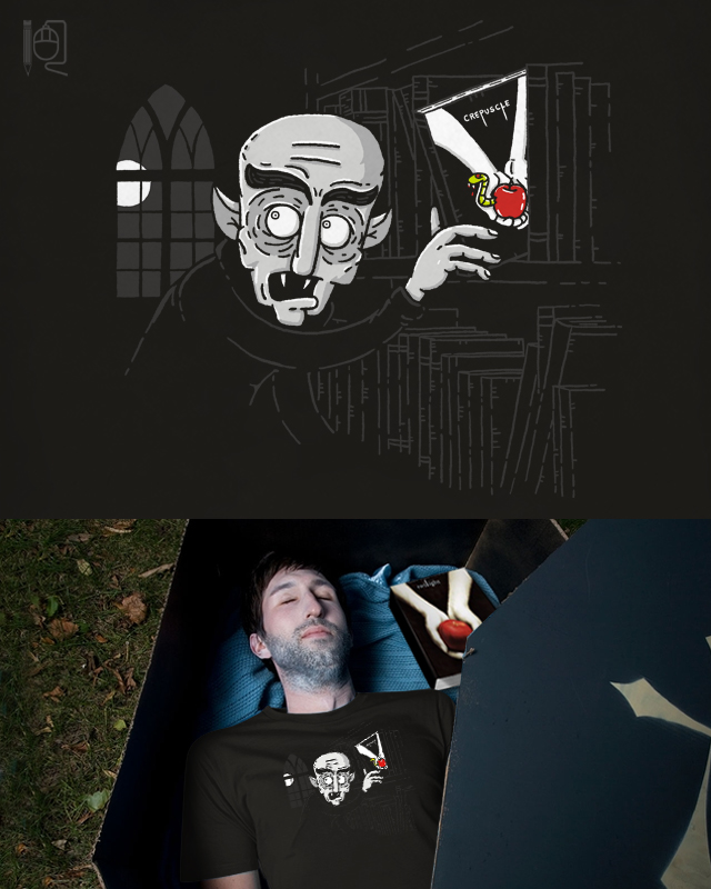 Et tu, Nosferatu? by rodrigobhz