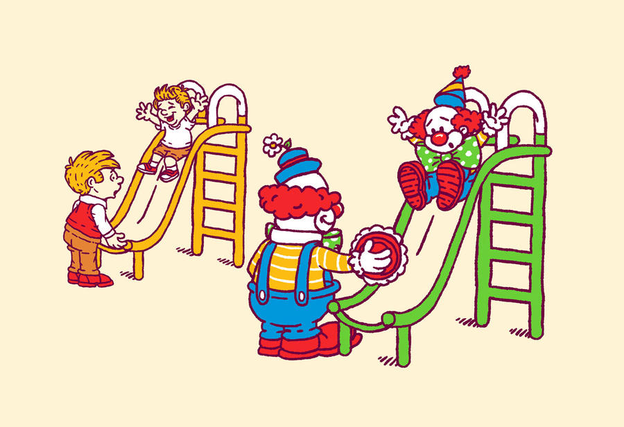 Playground pranks by rodrigobhz