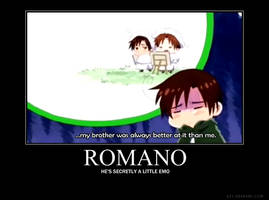 Hetalia : S. Italy Motivation by Mad-of-course