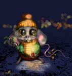 Kissie Mouse