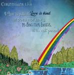 Celebrate Natural Law Corinthians 13:4