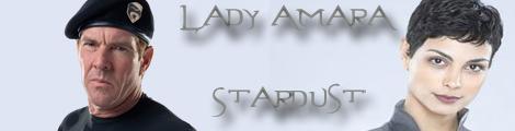 Lady Amara y Stardust by Gemflower