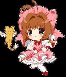 Cardcaptor Sakura by cutesu