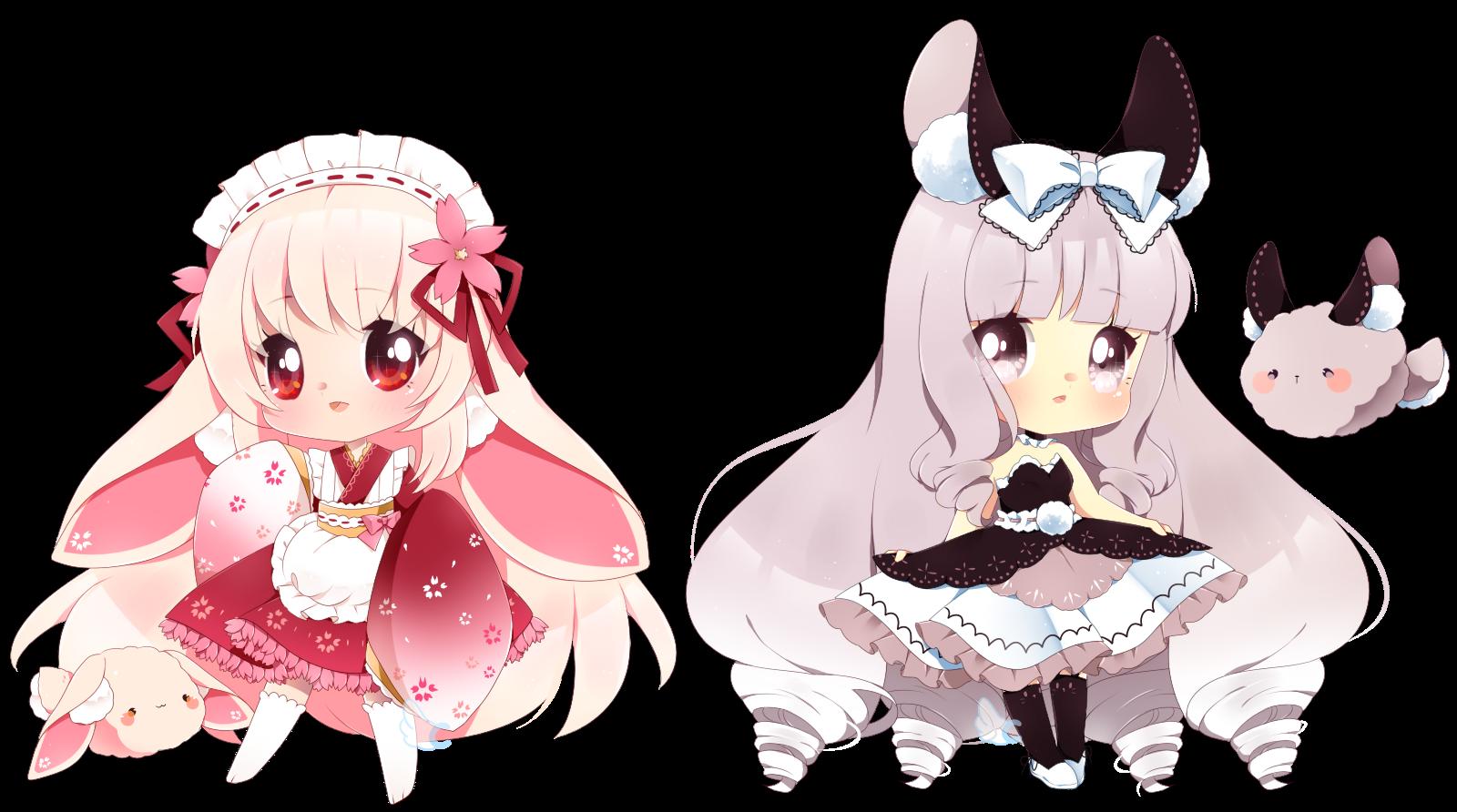 RLC: Yoonsi and Minnisu by cutesu