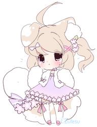 SKETCH: sumire by cutesu