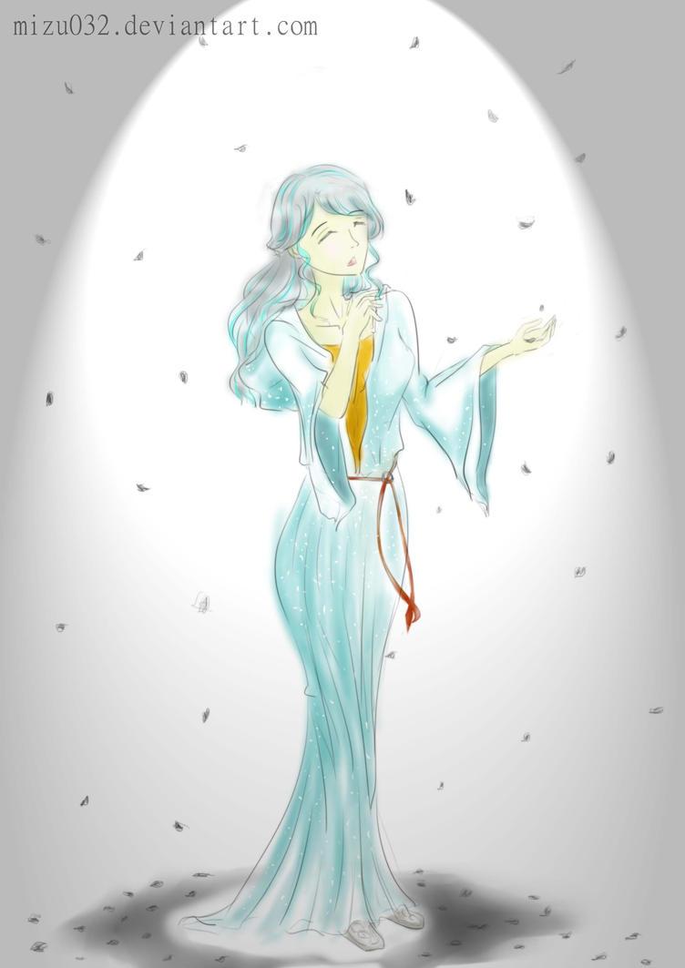 White Queen by mizu032