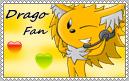 Drago Fan STAMP by DragonLio