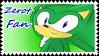 Zerot Fan STAMP by DragonLio