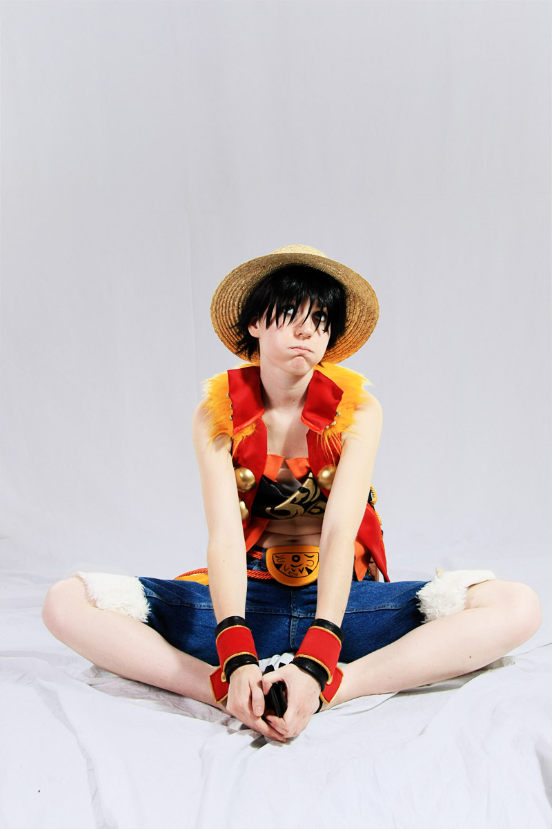 Monkey D Luffy UC by Saria-Alkiniria