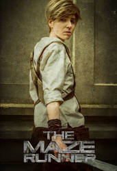 Newt - The Maze Runner by Saria-Alkiniria