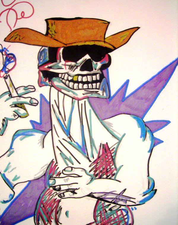 Steadman's Gone Hipster by BigEazil
