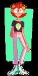 pidge is a nerd by PepperPixel