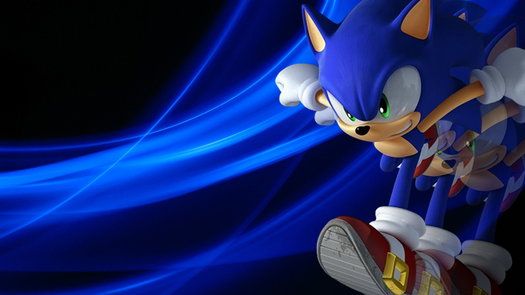 wallpaper sonic blue - photo #21
