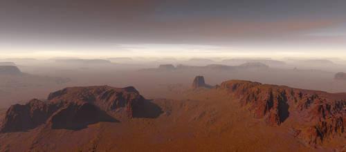 The Endless Desert