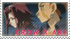 Crow x Aki stamp by Zet206