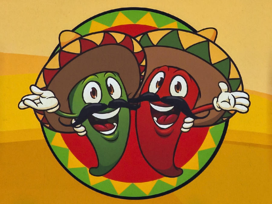 The happy peppers by attomanen