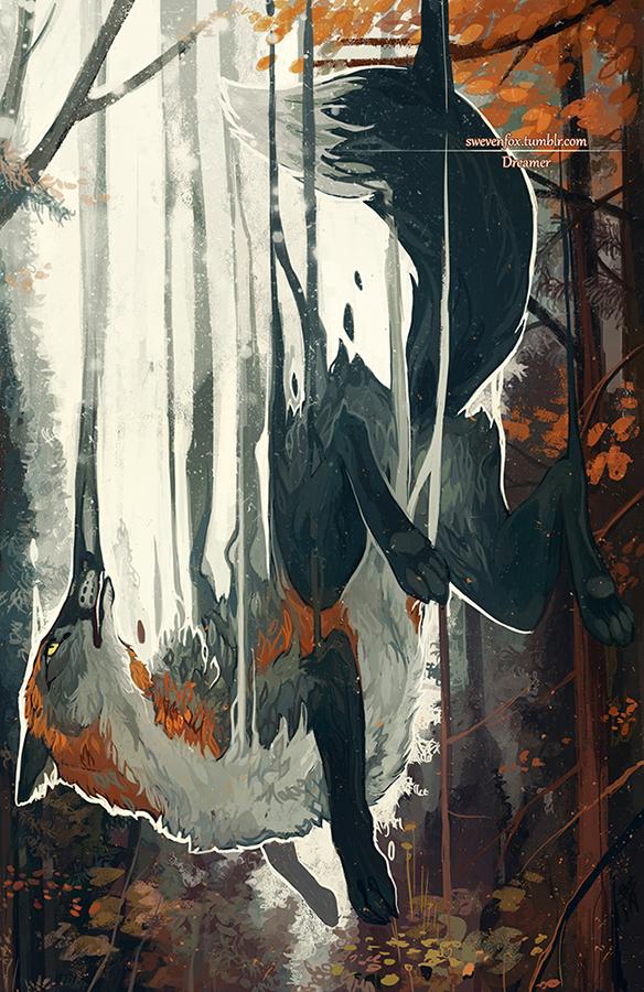 Dreamer by Widdershins-Works