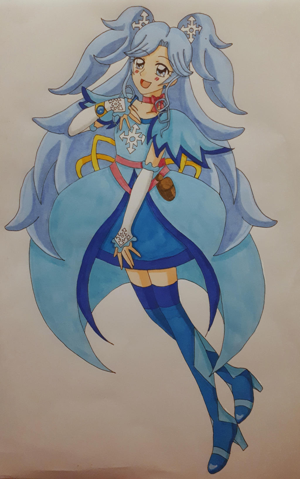 Cure Winter Redesign~