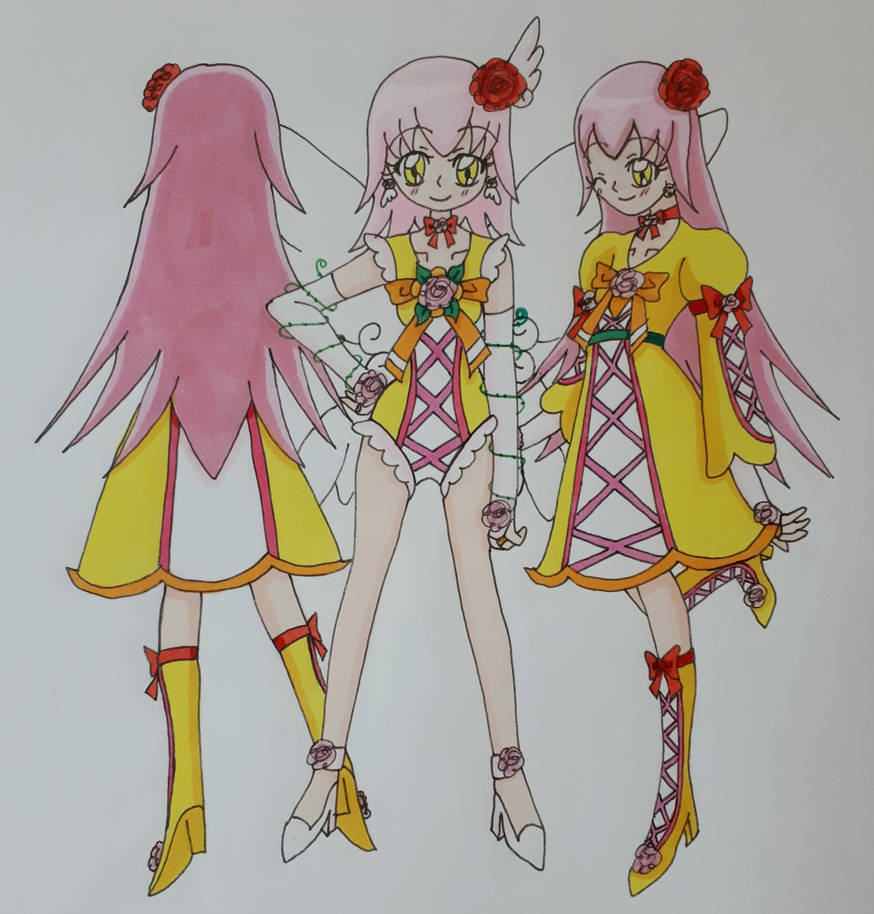 Cure Love (Colored)