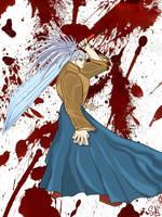Musashi - Libro de 5 anillos by acmatico