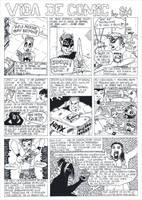 Vida de Comic - SaKi by acmatico