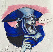 Lissandra by meltypeach