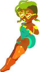 Gorgon Babe Adopt CLOSED by meltypeach