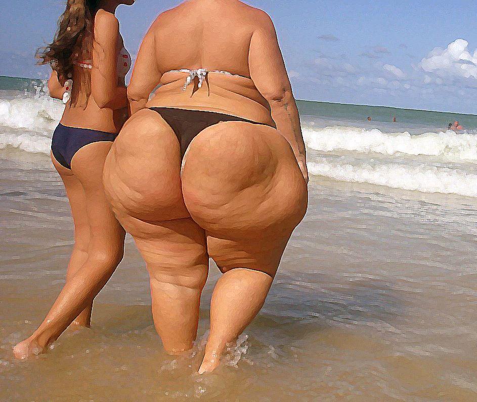 Super fat bbw