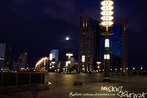 Evenings in Odaiba by Radiant-Cadenza