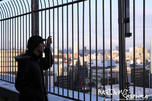On a Shinjuku Rooftop by Radiant-Cadenza