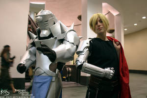 Elric Brothers by Radiant-Cadenza