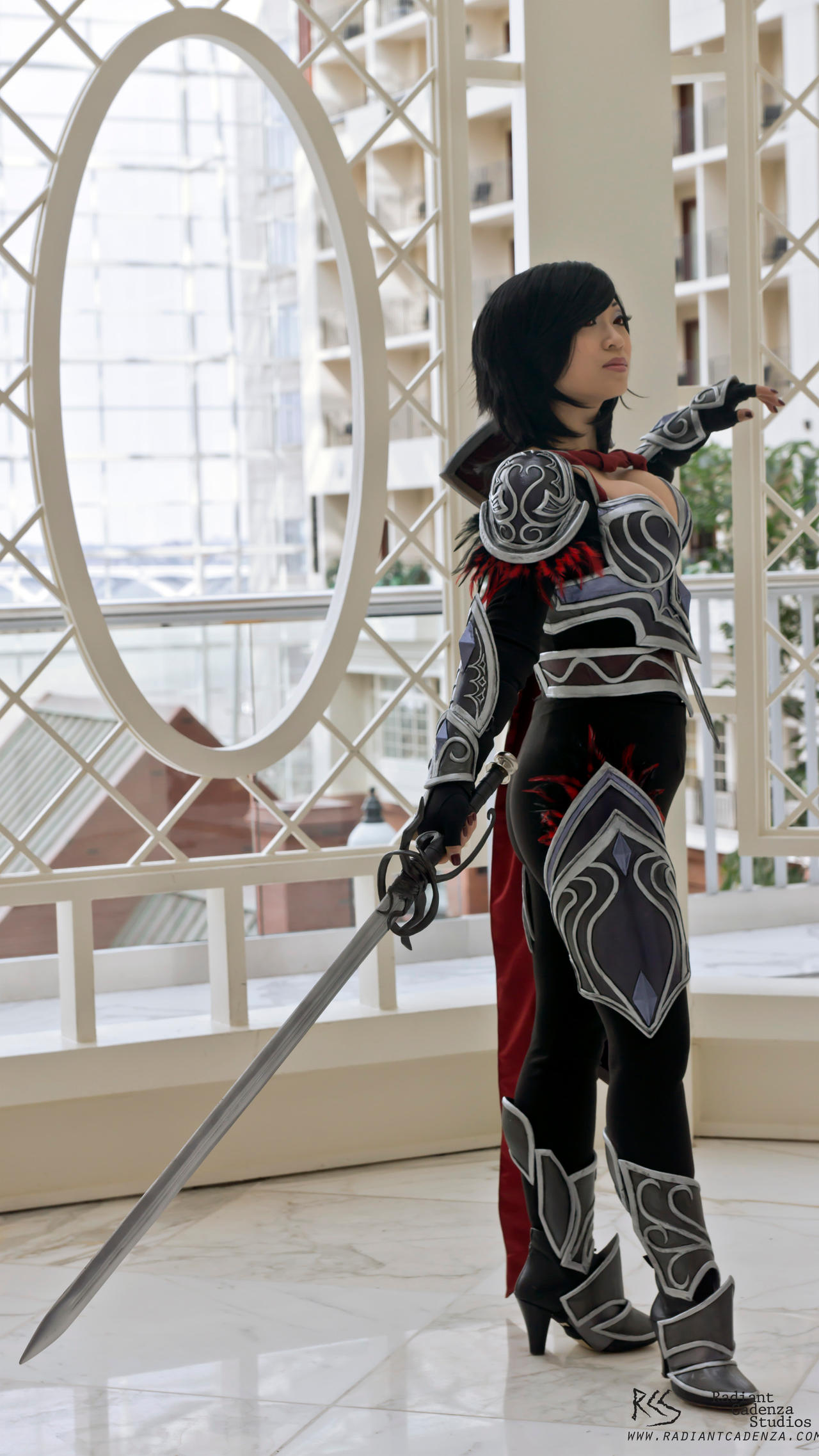 The Duelist by Radiant-Cadenza