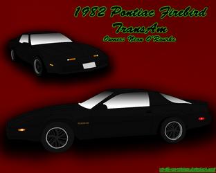 Neon's 1982 Pontiac Firebird TransAm by xXI-Slit-My-WristsXx