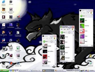 DM Desktop by skiecrow
