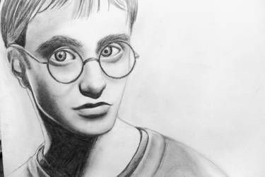 Harry Potter by spockmou