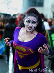 NYCC 17 Zombie Superwoman