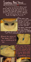 Superhero Mask Tutorial