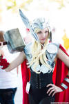 Lady Thor - Anime Expo 2012
