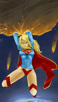 Supergirl by Axis33