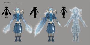 Eiichiro - transformations by Kiiro-chan
