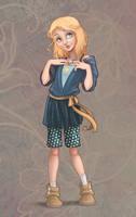 Noufaux Felicity by Kiiro-chan
