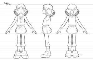 Noufaux Felicity - turnaround by Kiiro-chan
