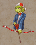 Green Archer - trade