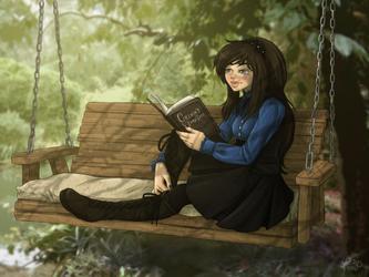 Anya - commish by Kiiro-chan