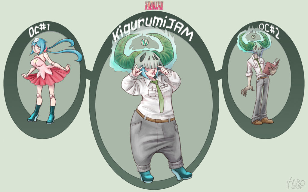 Kigurumi JAM by Kiiro-chan
