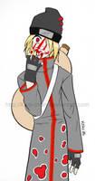Uchiha Jin - quick color by Kiiro-chan