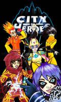 Team Triumph COLOR - CoH by Kiiro-chan